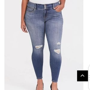 🆕JEGGING - PREMIUM STRETCH MEDIUM WASH